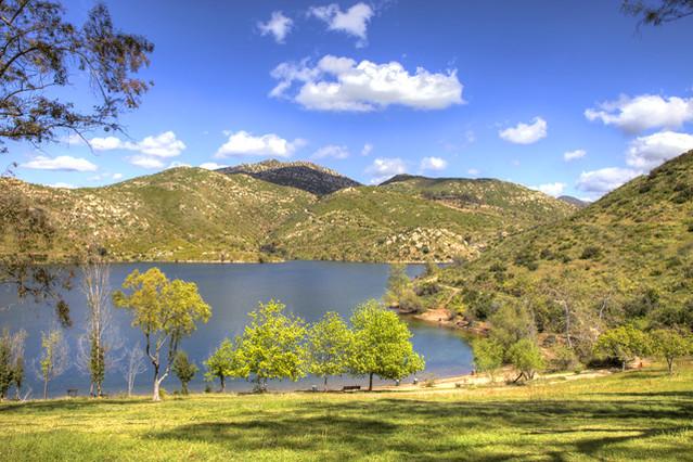 Lake poway 14644 lake poway rd poway ca 92064 lake for Lake poway fishing