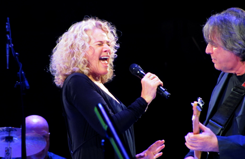 Carole King The Living Room Tour Australia Song List