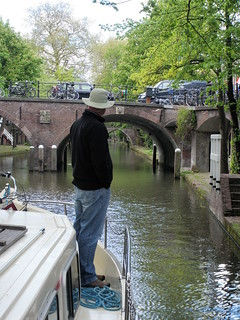 Canal  Boat - Holland | by VanRobertsHam