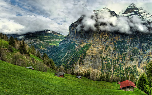 gimmelwald, switzerland | by james_clear