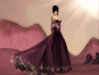 Ball Gown from Son!a | by Honey Bender1