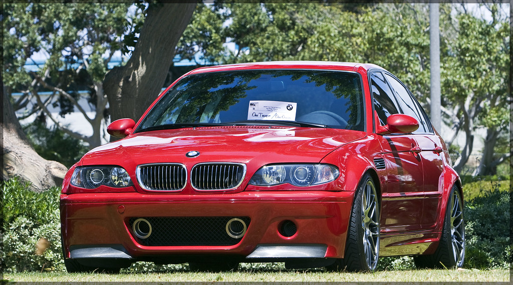 Bmw M3 >> BMWCCA San Diego Clean Car Contest BMW E46 M3 Sedan Imola | Flickr