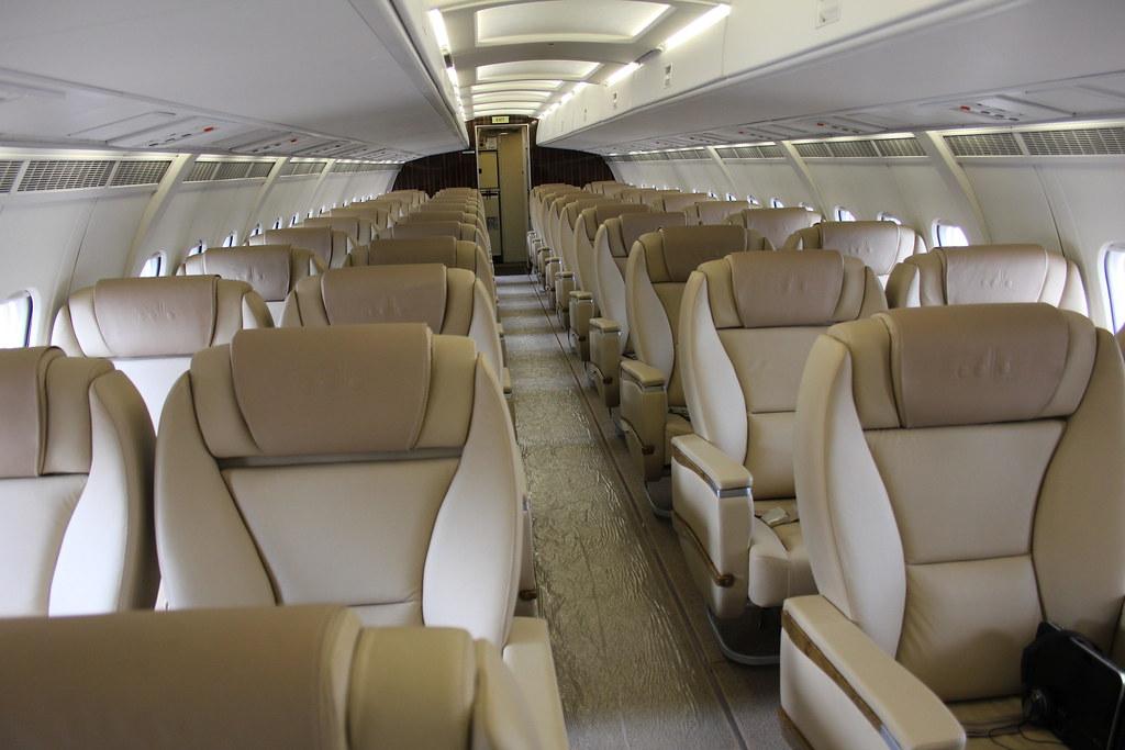 Avro business jet interior the unique interior of the for The interior company