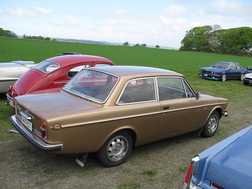 Volvo 142 Gl Nakhon100 Flickr