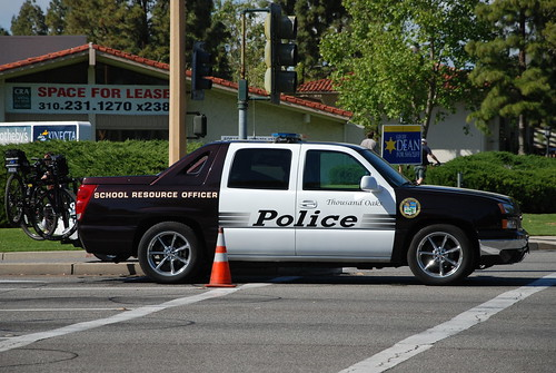 Thousand Oaks Police Department School Resource Officer