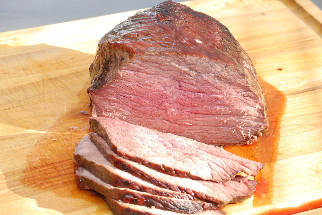 Roast Beef | Cutting a joint of roast beef | Steve Johnson ...