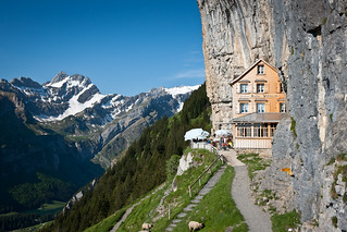 Aescher Guesthouse | by Thierry Hennet