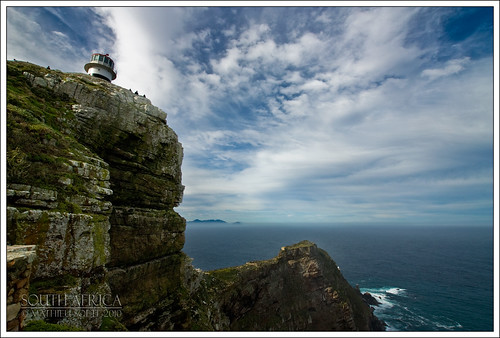 South Africa - Cape Point - Old lighthouse | by Mathieu Soete