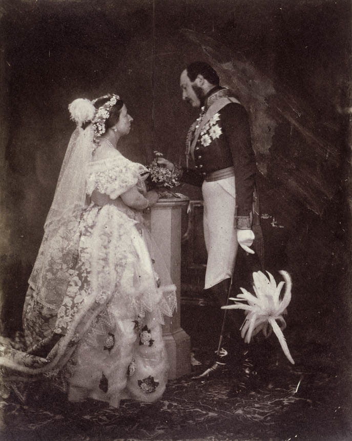 Queen Victoria And Prince Albert Buckingham Palace Flickr