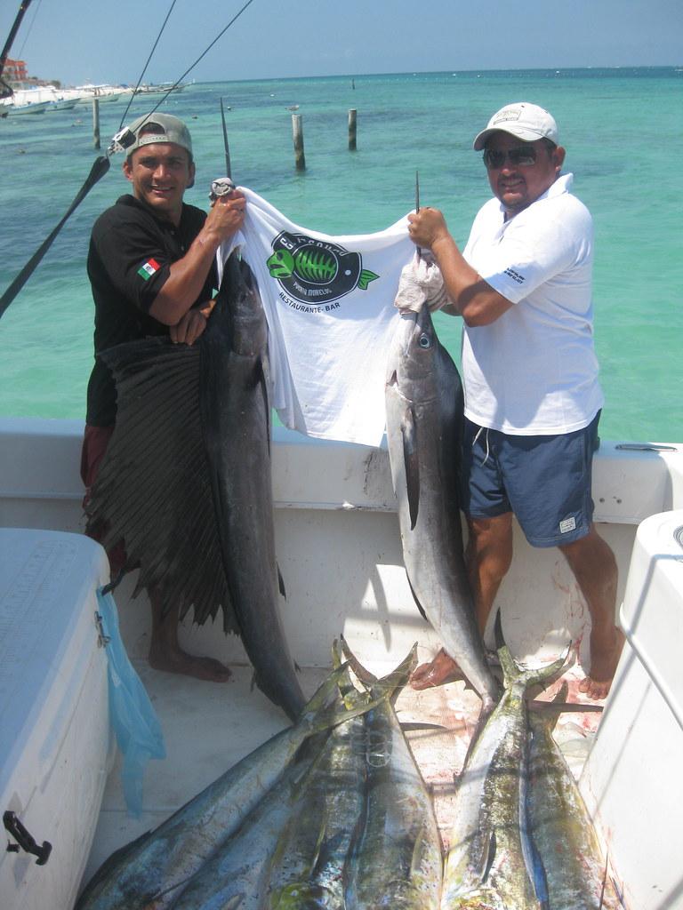 Kathy loretta flickr for Puerto morelos fishing