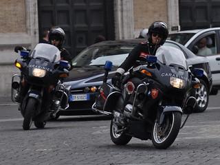Motorcycle escort jobs