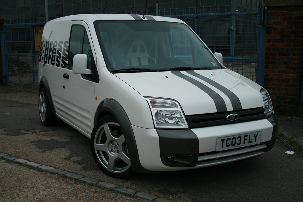 Ford Transit Connect RS X-press Sport Van | focuswrc_2004 ...
