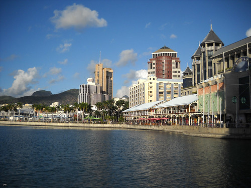 Port Louis Waterfront | by carrotmadman6