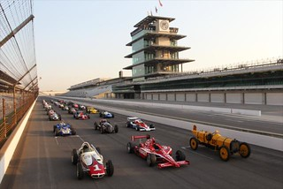 The line up | by IndyCar Series