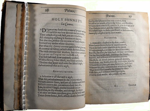 an analysis of the donnes holy sonnet five 'what if this present were the world's last night' in other words, what if the world ended tonight – what, then, would be the fate of my immortal soul this is the matter that john donne considers in this, one of his holy sonnets as ever with donne, his language and imagery require a bit.