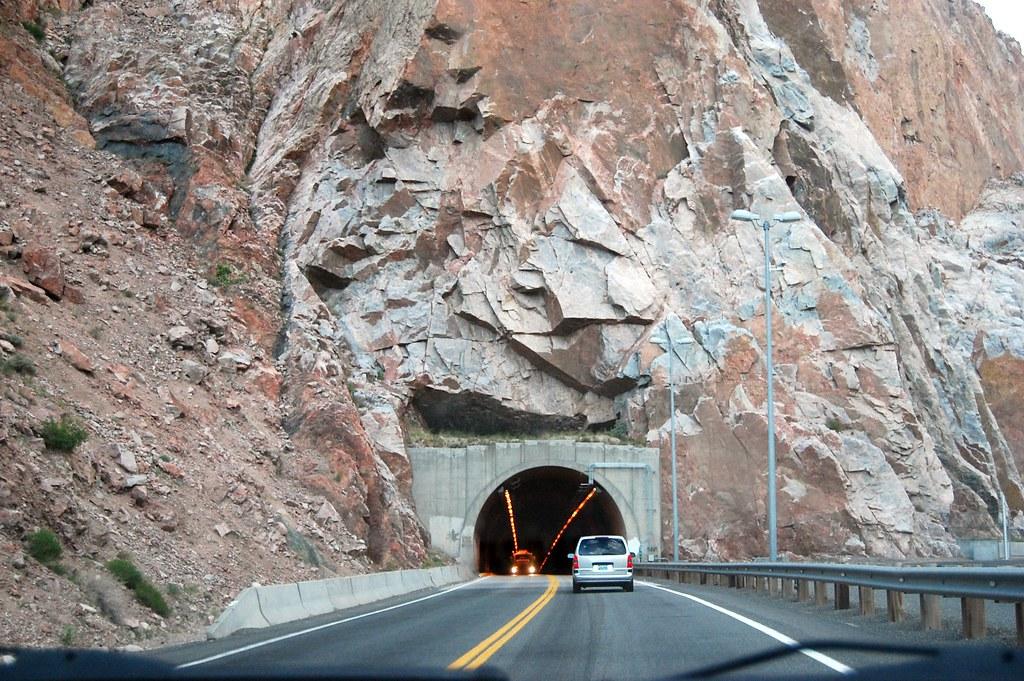 Life through a tunnel