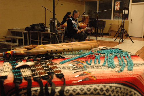 Native American Music Performance | by California State University Channel Islands