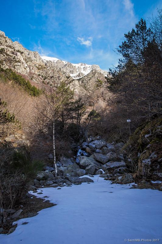 Alrededores del Pont de les Ribes