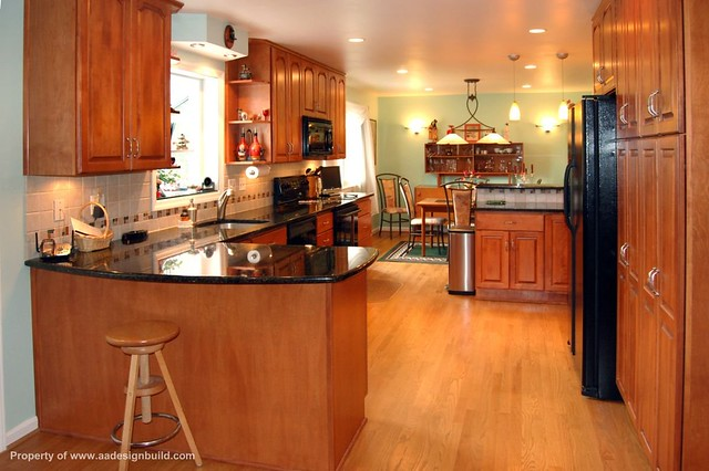 A a design build remodeling kitche Kitchen design remodel dc