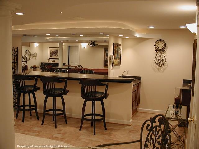 www.aadesignbuild.com, Finished basement, Home Theater, ba ...