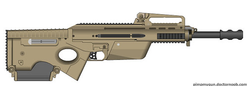 fn scar 2 0 lmg as per duke 39 s request done in pmg and pai robbe25 flickr. Black Bedroom Furniture Sets. Home Design Ideas