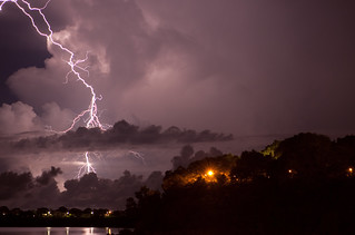 second chance/i'll be lightning Darwin Australia | by mark silva