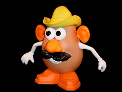 Playskool Mr. Potato Head | by Tinker*Tailor loves Lalka