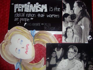 Feminism, VDay 2007 and Me | by juliejordanscott