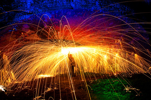 Sparks of Colour | by Owen's