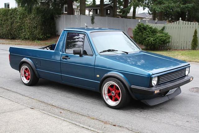 1980 Vw Caddy Mk1 Vwgoalie Flickr
