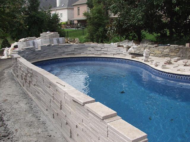 Trinidad 2ft viking pools custom design watson 39 s of for Pool design nashville