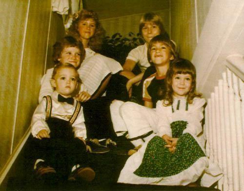 The reed family that took kurt cobain in when he was young flickr