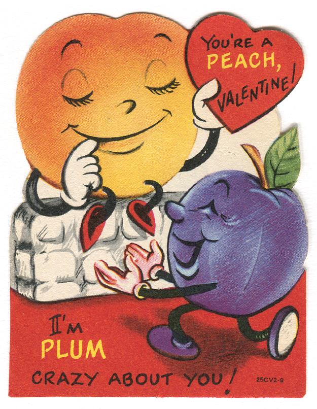 Vintage Valentine's Day card - date unknown