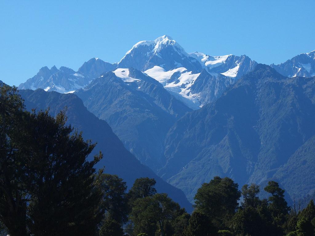 Lago Matheson Nueva Zelanda