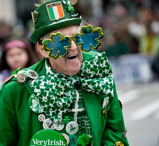 The Oldest Leprechaun | by Paul Swortz