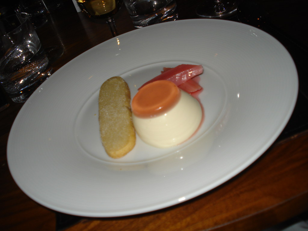 """Dinner at """"Fifteen"""" 