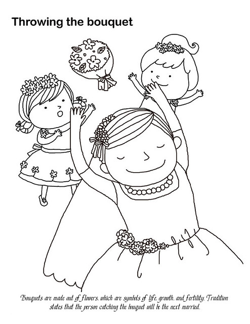 Image Result For Bouquet Coloring Pages
