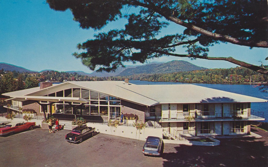 Golden Arrow Motor Hotel - Lake Placid, New York