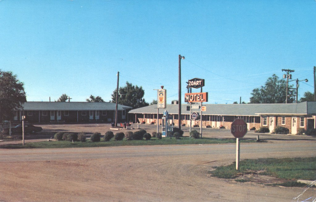 Zoart Motel - Murdo, South Dakota