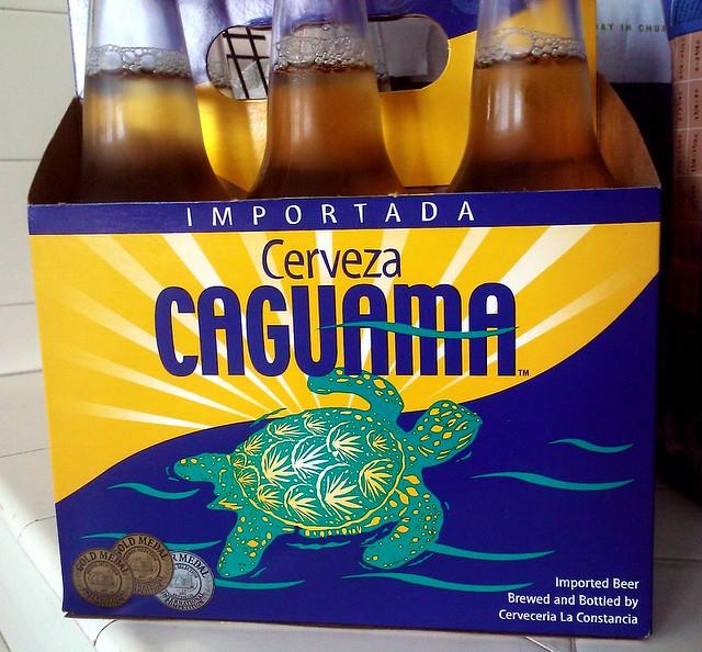 caguama cerveza junket juice flickr