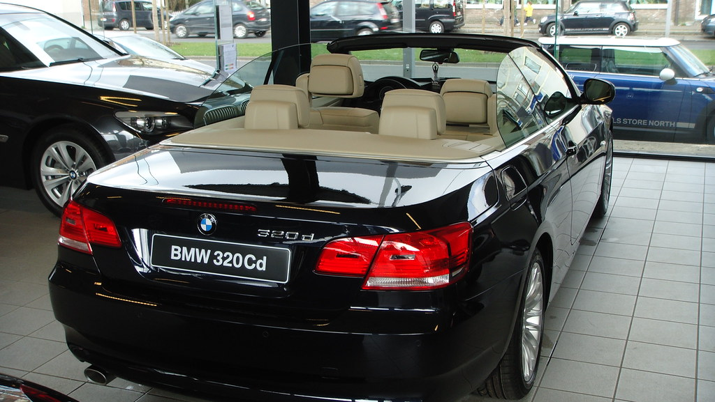 2010 bmw 320 cd hardtop convertible manu flickr. Black Bedroom Furniture Sets. Home Design Ideas