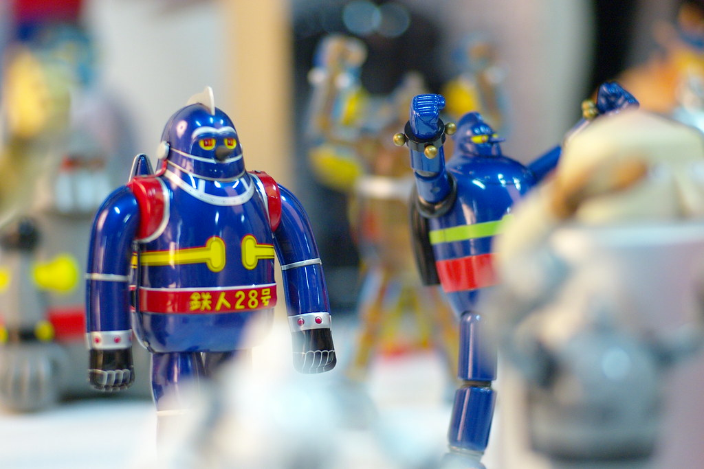 tetsujin 28 photo shoot15