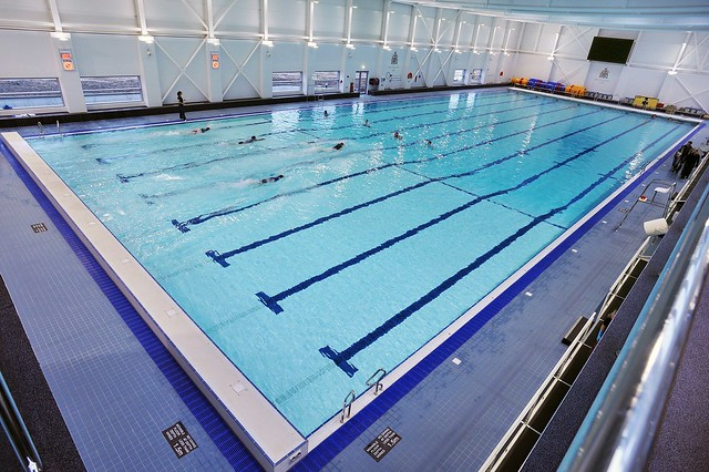 50m Olympic Size Indoor Pool Flickr Photo Sharing