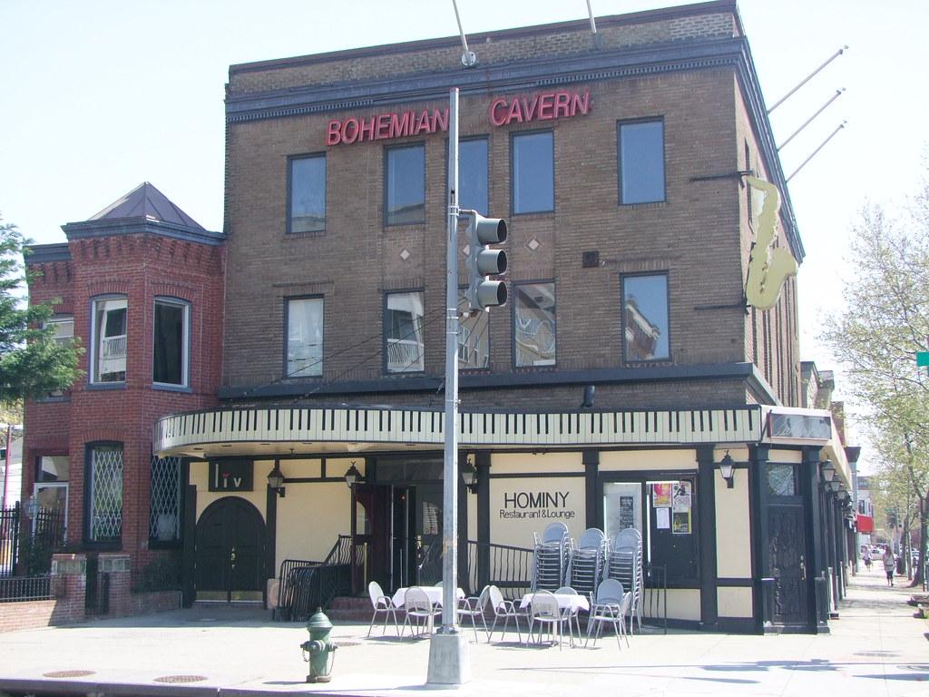 U street neighborhood bohemian cavern washington dc for Furniture u street dc