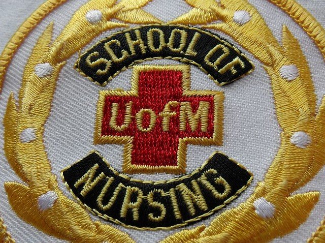 University Of Michigan School Of Nursing Patch Quot Since