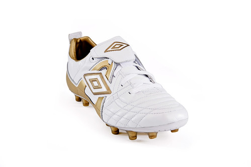 Umbro White & Gold Speciali | by umbrofootball