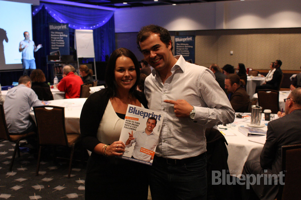 Business blueprint dale beaumont and emma lyons with blu flickr businessblueprint business blueprint dale beaumont and emma lyons with blueprint magazine 2 by businessblueprint malvernweather Image collections