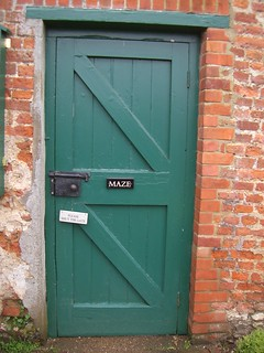 Door to maze | by :: Wendy ::