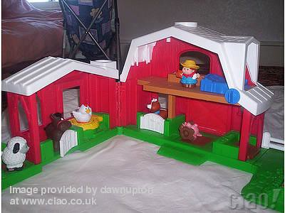 Fisher Price Little People Old McDonald Animal Sounds farm… | Flickr