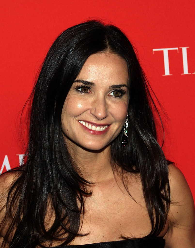 Demi Moore by David Shankbone 2010 NYC